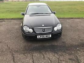 Mercedes C200 CDI Diesel