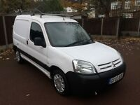03 REG CITROEN BERLINGO 1.9 DIESEL ROOF RACK LONG MOT