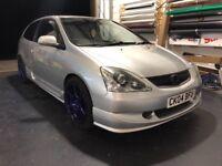 Honda Civic Sport 1.6 low mileage £1650 ono