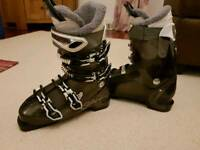 Salomon Ski boots UK 5,m 25/25.5 women ladies