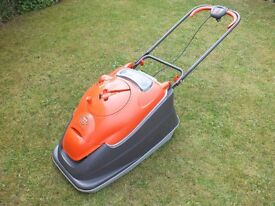 FLYMO VISION COMPACT 380 # ELECTRIC LAWNMOWER #