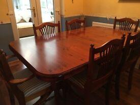 Ducal Dining Room Furniture Set