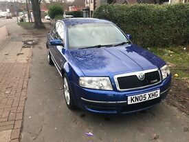 Skoda superb 2.5TDI fully loaded SWAP!