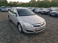 Astra Design 1.8L 5DR Automatic 2008 low mileage long mot Full service history excellent condition