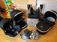 Icandy peach 2 *immaculate condition*pram/pushchair