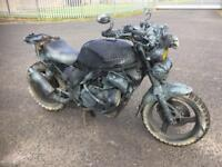 KAWASAKI ER5 2001 RAT BIKE SPARES OR REPAIR