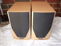 Mission M71i Stereo speakers