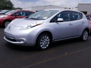 2014 Nissan LEAF S QUICK CHARGE, BACK UP CAM, BLUETOOTH