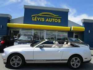 2011 Ford Mustang 3.7 LITRES CUIR BEAU LOOK EXTRA PROPRE 105200