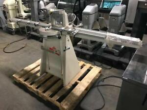 Hoffmann Morso face frame notching machine