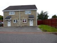 Spacious 2 bedroom semi-detached house