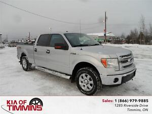 2013 Ford F-150 XTR REAR CAMERA POWER SEAT