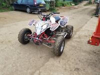 polaris predator gsxz 750 converted quad