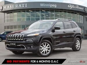 2017 Jeep Cherokee Limited: Panoramic Sunroof & Ventilated Seats