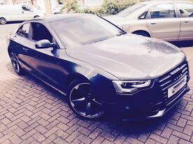 Audi A5 Coupe 2014 B8 Facelift 2.0 TDI Black Edition Coupe Multitronic 2dr