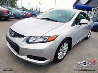 2012 Honda Civic Cpe EX *33,31$/sem*