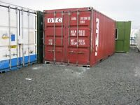 20ft x 8ft Used Shipping Container's For Sale Fully Certified IN STOCK NOW portable cabin site shed