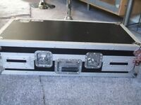 CDj mixer flight case