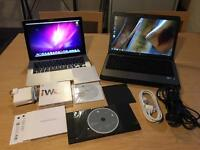 """Mac Book Pro 13"""" & HP630 15"""" Laptops & Extras Cost £1650 New"""
