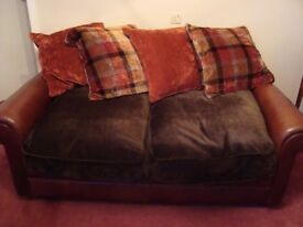 Tetrad Portobello Midi Sofa - quality sofa in hide - offers