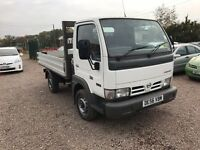 2006 Nissan Cabstar Pick up Truck 3.0 Diesel 132278 mileage - £2800