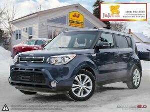 2014 Kia Soul EX+ C.Start,One owner,Auto.