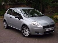 EXCELLENT CAR!! 2006 FIAT GRANDE PUNTO 1.2 ACTIVE 3dr, ONLY 39000 MILES, FSH, 1 YEAR MOT, WARRANTY