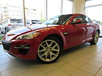 2010 Mazda RX-8 GT*CUIR*TOIT*SEULEMENT 38 000KM *WoW*