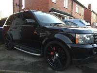Range Rover sport v8 hse possible swop/part ex (try me )