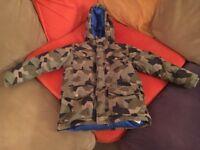 Boys winter coat by Gap for Kids