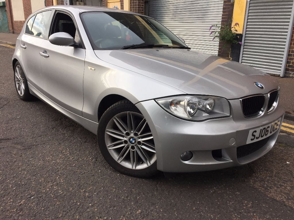bargain cheap quick sale 2006 bmw 118d m sport 1 series 5dr hatchback 2 0 diesel manual. Black Bedroom Furniture Sets. Home Design Ideas