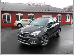 2014 Buick Encore FWD,Turbo,Camera recul,Cuir