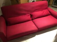 3 seater Ikea sofa - free to collect!