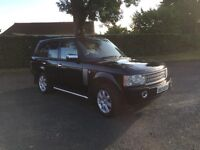 Range Rover Vogue SE 2006 Beautiful Condition MOT'd