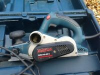 Bosch GHO 40-82 C Professional hand-held planer 240V - Used