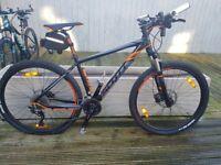 Mens Scott Aspect 720 mountain bike