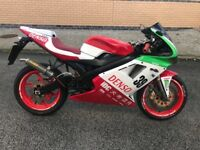 2010 Cagiva Mito 125 SP 525 Model Rare Bike (Not Aprilia rs)