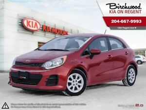 2017 Kia Rio LX+ **NO PAYMENTS FOR 90-days (O.A.C.) **