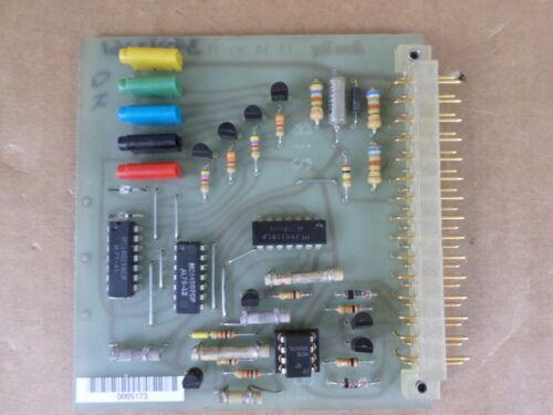 Omni Ray 17.34.30-11 Processor Board