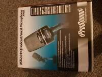 USB microphone/ ProSound