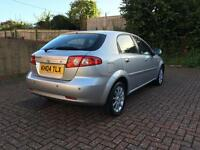 2004 Daewoo Lacetti 1.6 Automatic 49,000 miles