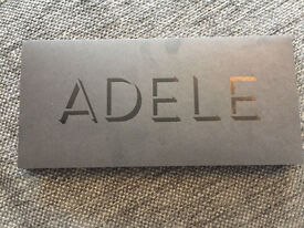2 x Adele Tickets STANDING - FINALE - Sat 1st July - Front Row