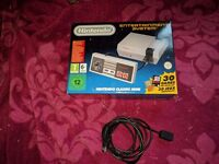 NES Classic Mini for Sale £110 As New Condition