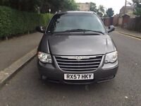 Chrysler Grand Voyager Automatic ,DIESEL,FULLY DISABLED, MOT 08/08/2017