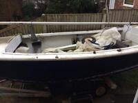Sailing boat / fishing boat