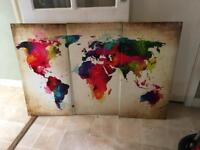 World canvases