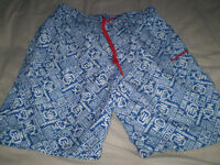 McKenzie Blue Shorts Size L (Used)