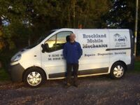 Breckland Mobile Mechanics - Direct to your Door!