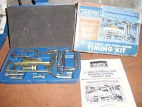 DRAPER NO 57629 13 PIECE DIESEL AND PETROL ENGINE TIMING KIT