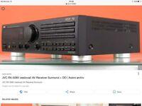 jvc rx508v amplifier